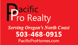 Pacific Pro Realty business card